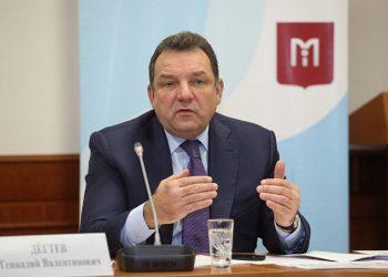 Геннадий Дегтев